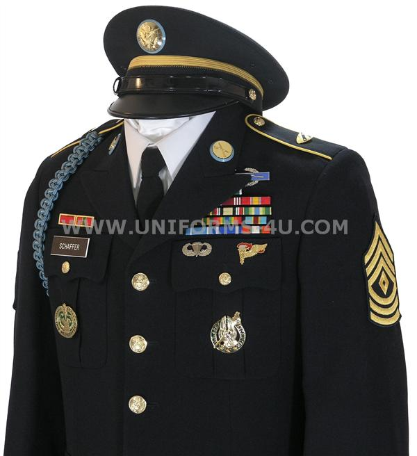 Green Class A uniforms out - Army News | News from Afghanistan