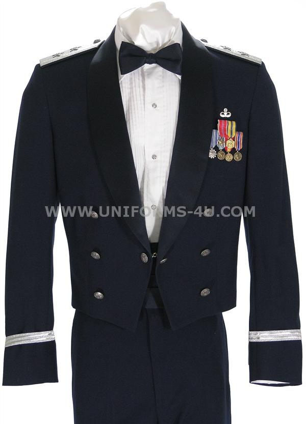 US AIR FORCE MESS DRESS OFFICER UNIFORM
