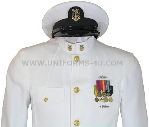 Download us navy cpo summer dress white uniform (sdw)