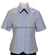 US Air Force Female PolyCotton Overblouse Short Sleeve.