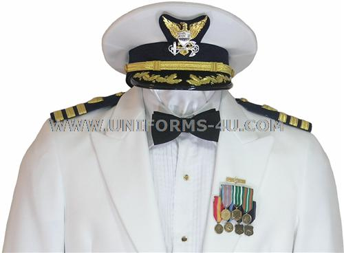 Coast Guard Dress White Uniform Dress White Uniform