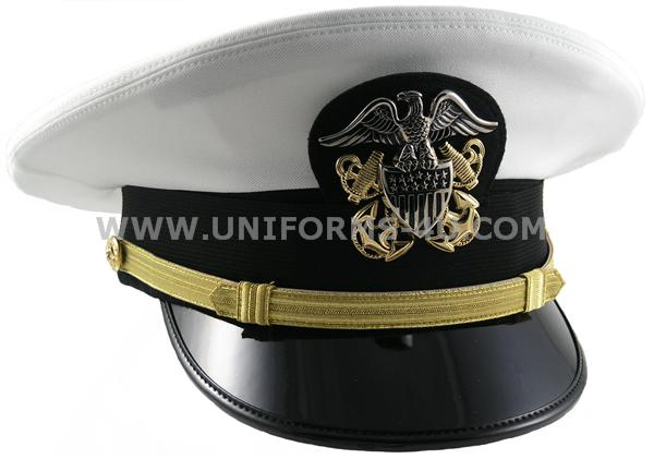 how to make a navy officer hat