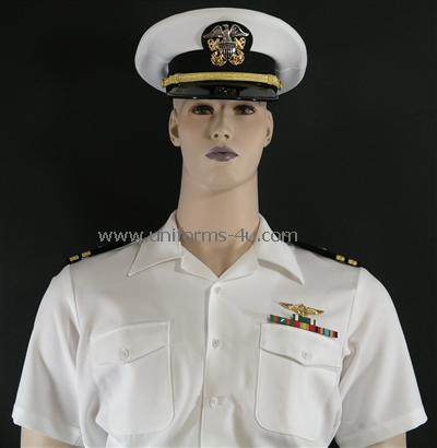 Navy Officer Dress Whites Top Gun Images & Pictures - Becuo