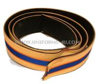 US Army Sabre Belt for Officer - Aviation worn on US Army Dress Blue Uniform.