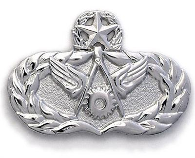 Air Force Civil Engineer Badge