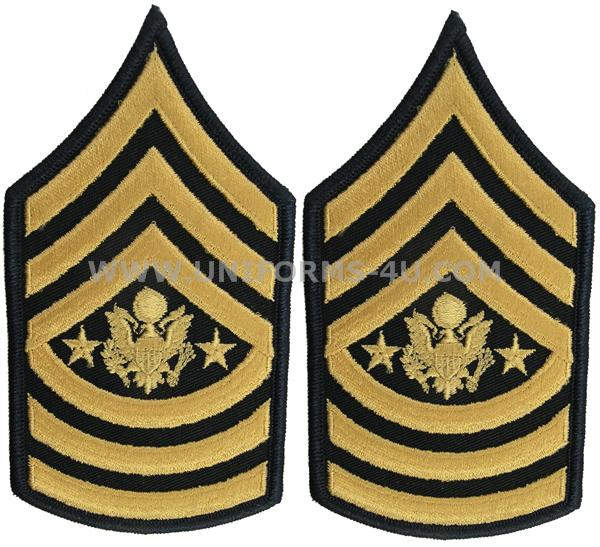 Army sergeant major insignia sergeant major of the army