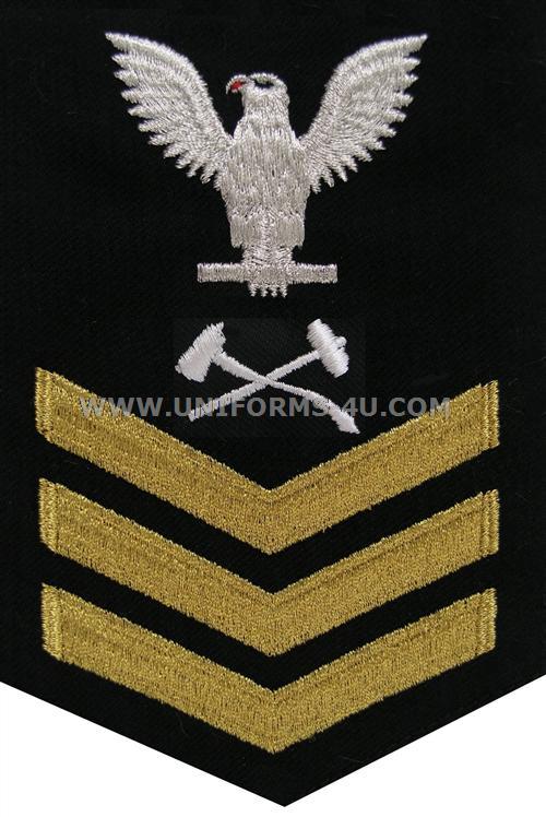 Us Navy Damage Controlman Dc Rating Badge