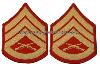 usmc staff sergeant chevrons