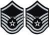 usaf chevron master sergeant