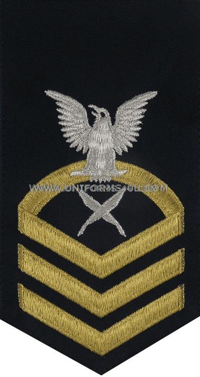 Uscg Yeoman Yn Rating Badge