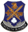 army 1 brigade 101 airborne special troops battalion unit crest