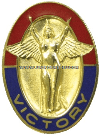army 1 infantry division unit crest