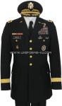 us army general male blue army service uniform - asu