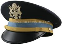 us army asu infantry dress blue cg cap