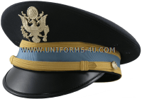 us army asu infantry dress blue cg cap