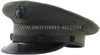 usmc enlisted service cover - hat