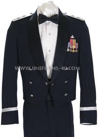 usaf mess dress officer uniform