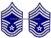 air force chevron metal chief master sergeant