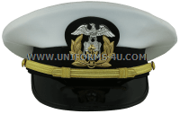 us merchant marine dress hat