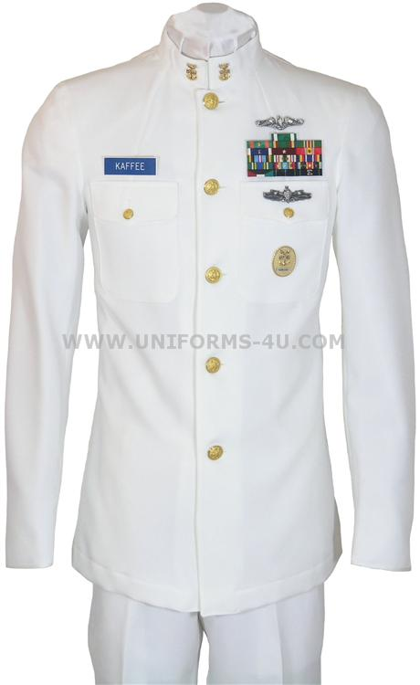 Marine Officer Mess Dress Uniform