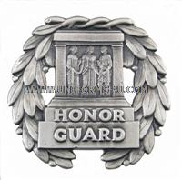 army tomb of the unknown soldier guard identification badge