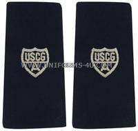 uscg auxiliary enhanced shoulder boards - Member