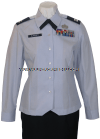 us air force female officer uniform