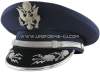 usaf field grade honor guard cap