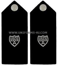 USCG Auxiliary hard shoulder board - Member