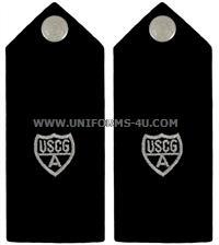USCG Auxiliary hard shoulder board - Member