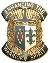 US ARMY 1 COMBAT SUPPORT BRIGADE UNIT CREST
