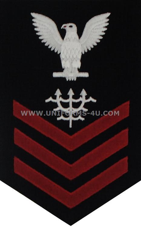 Us Navy Ocean Systems Technician Ot Rating Badge