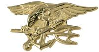 us navy seal breast insignia