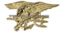 us navy seal breast insignia