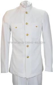 US Navy Service Dress White (SDW) Choker