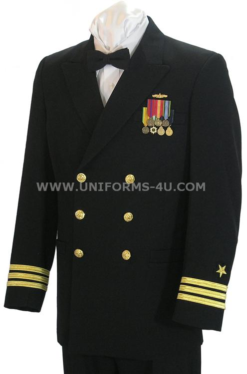 Navy Dress Blues With ...