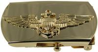 US Navy Aviator Belt Buckle