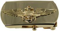 US Navy Aviator Belt Buckle