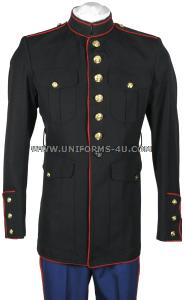 USMC Enlisted Dress Blue Coat