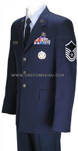 USAF Enlisted Service Dress Uniform