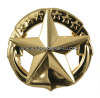 us navy command at sea breast badge 22k plated