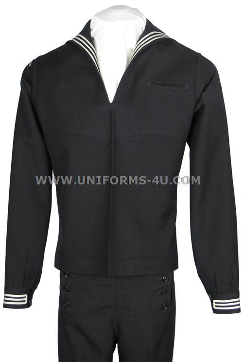 Navy Uniform Jumper 83