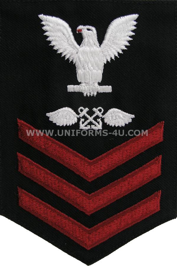 Us Navy Aviation Boatswain S Mate Ab Rating Badge