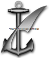 US Navy Counselor (NC) rating badge