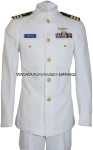US navy officer jag uniform without hat