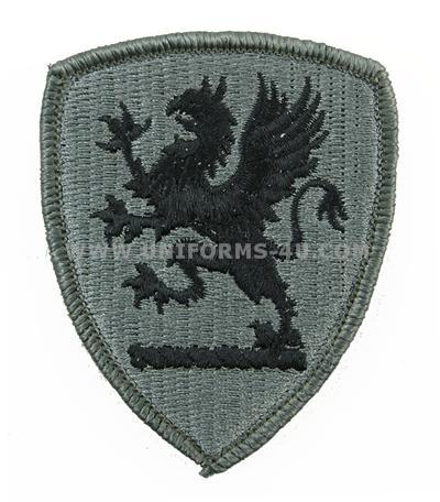 National Guard Unit Patches Utah National Guard Patch