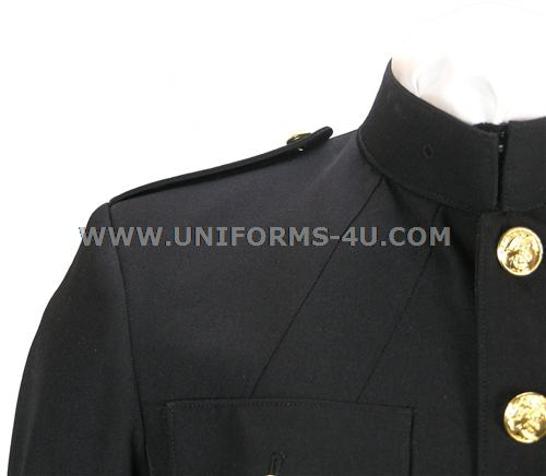 Marine Corps Officer Dress Blue Coat