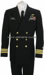 us navy service dress blue (SDB) uniform