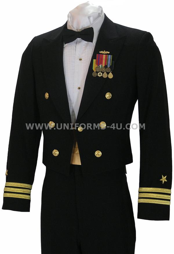 us navy officer dinner dress uniform