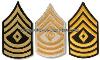 us army 1st sergeant chevrons
